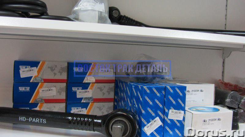Ремонт европейских тягачей Scania, Volvo и полуприцепов - Автосервис и ремонт - Компания Восток Трак..., фото 3