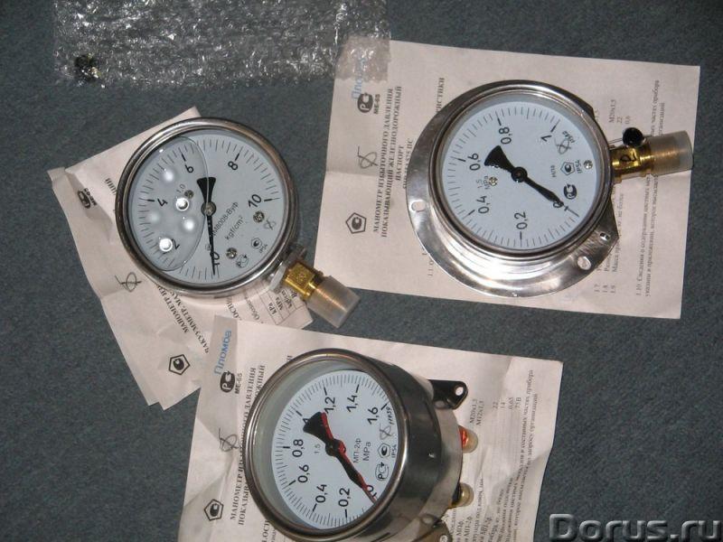 Продаем манометры - Промышленное оборудование - Манометры технические МП2-У, МП3-У, МП4-У, ДМ02, ДМ1..., фото 2
