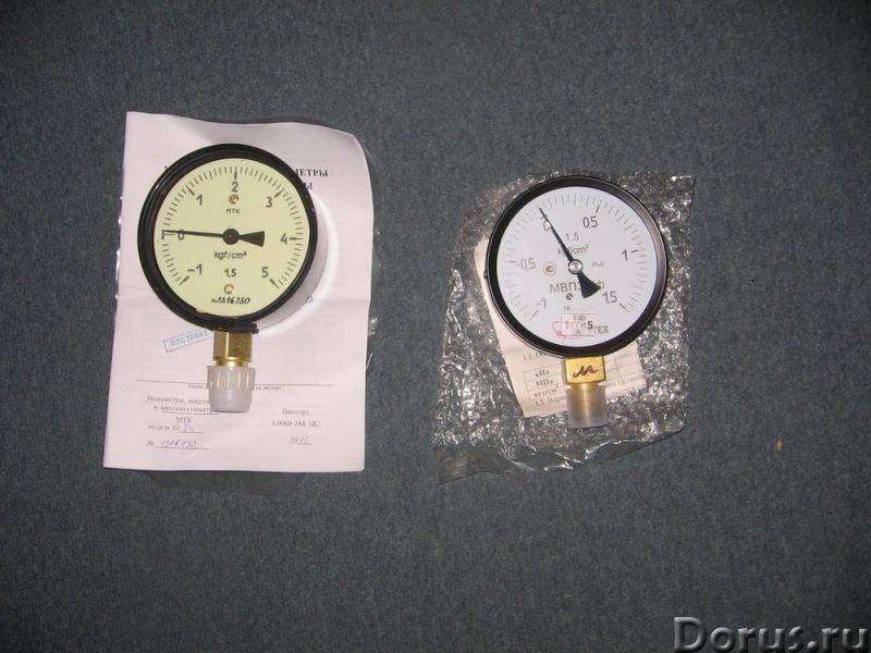 Продаем манометры - Промышленное оборудование - Манометры технические МП2-У, МП3-У, МП4-У, ДМ02, ДМ1..., фото 9