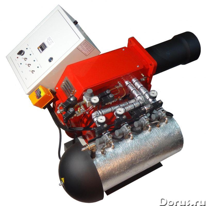 Горелка на отработанном масле AL-120V (600-1200 кВт) - Промышленное оборудование - Горелка AL-120V (..., фото 1
