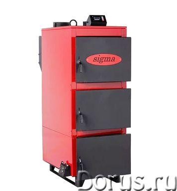 Полуавтоматические котлы Vulkan Sigma 35 - 500 кВт - Промышленное оборудование - VULKAN Sigma — это..., фото 1