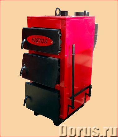 Полуавтоматические котлы Vulkan Sigma 35 - 500 кВт - Промышленное оборудование - VULKAN Sigma — это..., фото 3