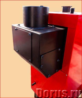 Полуавтоматические котлы Vulkan Sigma 35 - 500 кВт - Промышленное оборудование - VULKAN Sigma — это..., фото 5