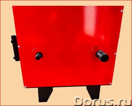 Полуавтоматические котлы Vulkan Sigma 35 - 500 кВт - Промышленное оборудование - VULKAN Sigma — это..., фото 6