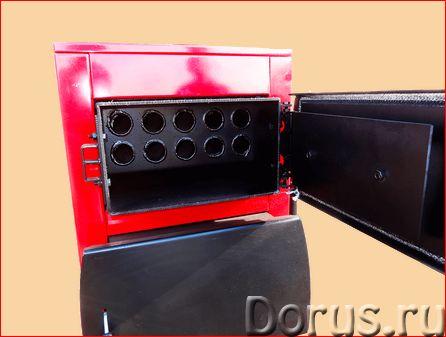 Полуавтоматические котлы Vulkan Sigma 35 - 500 кВт - Промышленное оборудование - VULKAN Sigma — это..., фото 7