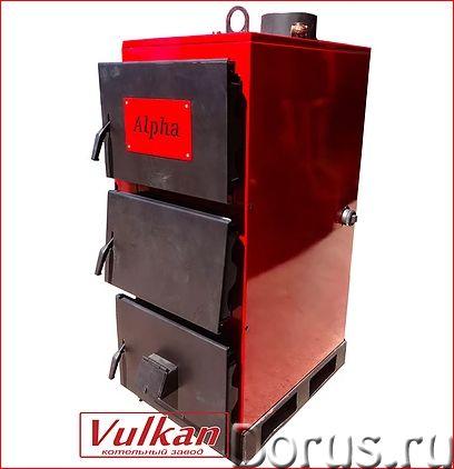 Полуавтоматические котлы Vulkan Alpha 12 - 60 кВт - Промышленное оборудование - Преимущества котлов..., фото 1
