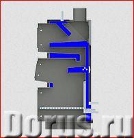 Полуавтоматические котлы Vulkan Alpha 12 - 60 кВт - Промышленное оборудование - Преимущества котлов..., фото 2