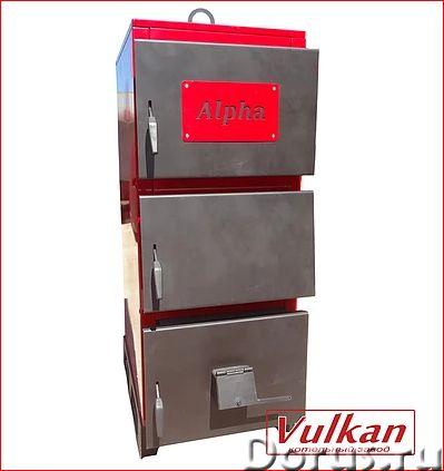 Полуавтоматические котлы Vulkan Alpha 12 - 60 кВт - Промышленное оборудование - Преимущества котлов..., фото 3