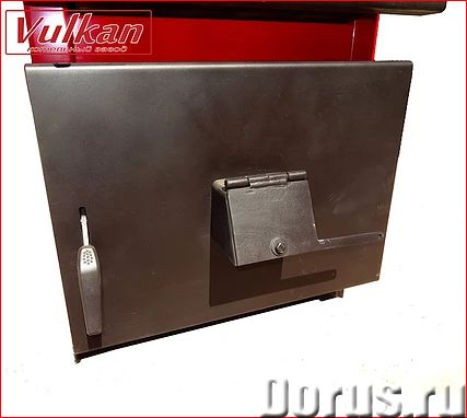Полуавтоматические котлы Vulkan Alpha 12 - 60 кВт - Промышленное оборудование - Преимущества котлов..., фото 4