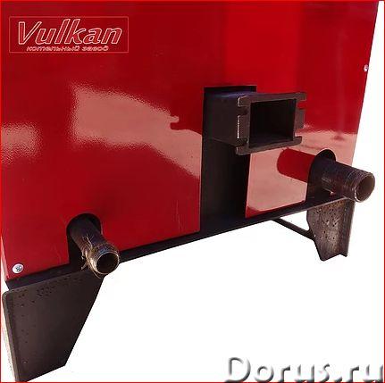 Полуавтоматические котлы Vulkan Alpha 12 - 60 кВт - Промышленное оборудование - Преимущества котлов..., фото 5