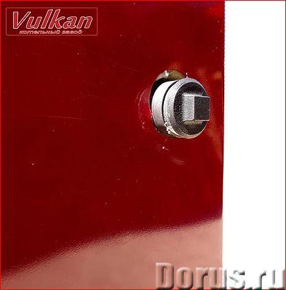 Полуавтоматические котлы Vulkan Alpha 12 - 60 кВт - Промышленное оборудование - Преимущества котлов..., фото 6