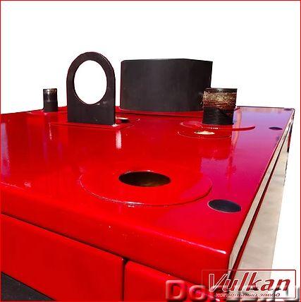 Полуавтоматические котлы Vulkan Alpha 12 - 60 кВт - Промышленное оборудование - Преимущества котлов..., фото 7