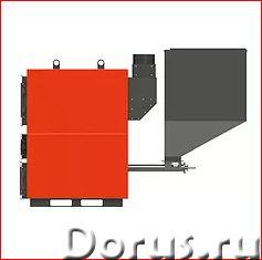 Автоматические котлы Vulkan Max-Duo 350-800 кВт - Промышленное оборудование - Промышленные автоматич..., фото 2