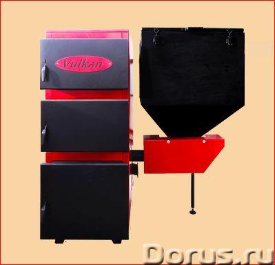 Автоматические котлы Eko 15-100 кВт - Промышленное оборудование - Универсальный автоматический котел..., фото 1