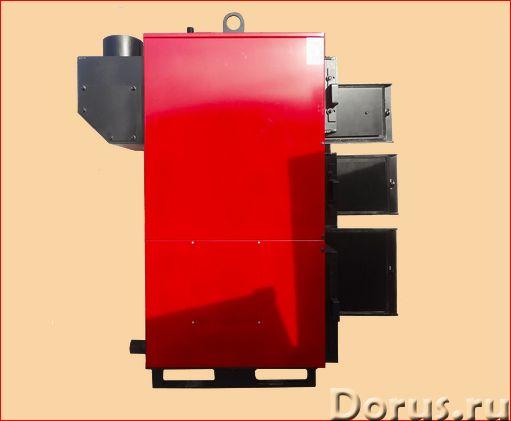 Автоматические котлы Eko 15-100 кВт - Промышленное оборудование - Универсальный автоматический котел..., фото 2