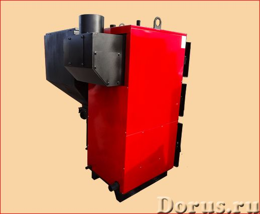 Автоматические котлы Eko 15-100 кВт - Промышленное оборудование - Универсальный автоматический котел..., фото 3