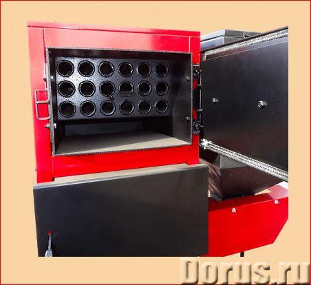 Автоматические котлы Eko 15-100 кВт - Промышленное оборудование - Универсальный автоматический котел..., фото 4