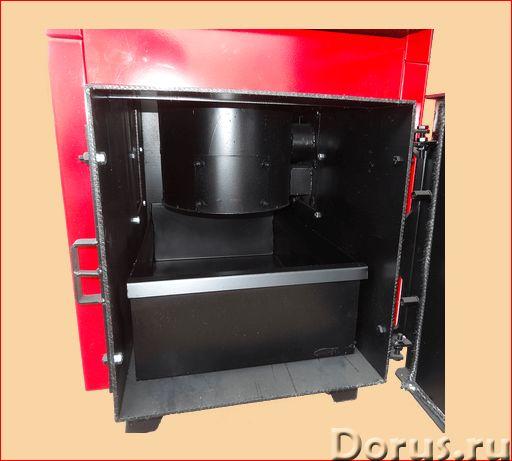 Автоматические котлы Eko 15-100 кВт - Промышленное оборудование - Универсальный автоматический котел..., фото 5