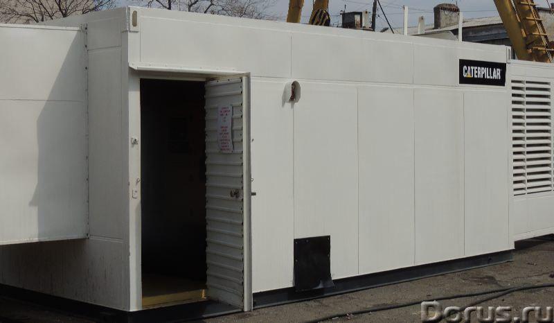 Компания Восток Трак Деталь предлагает в наличии дизельные генераторы Caterpillar - Промышленное обо..., фото 1