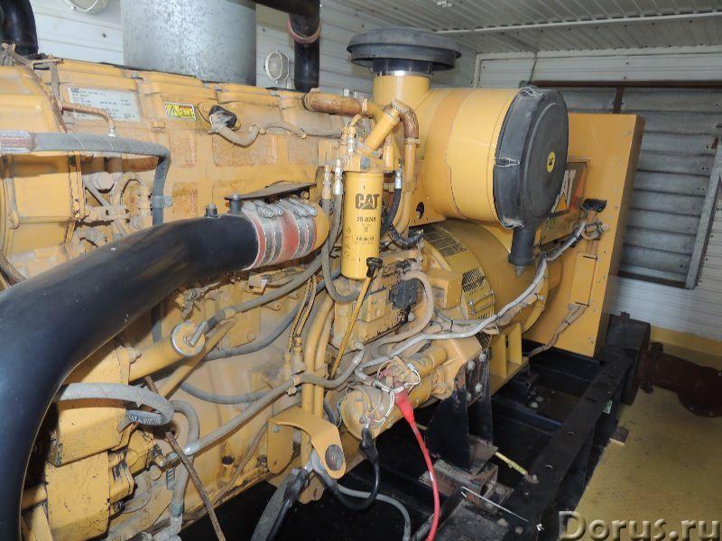 Компания Восток Трак Деталь предлагает в наличии дизельные генераторы Caterpillar - Сельхоз и спецте..., фото 4
